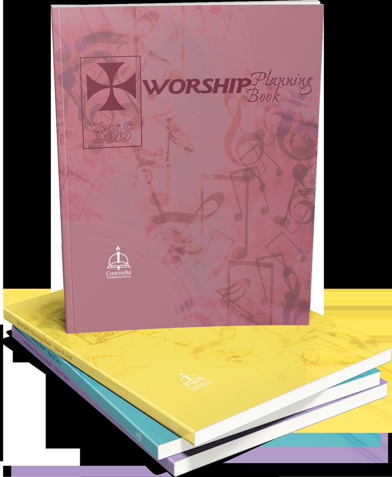Worship Planning Book Year C 2019
