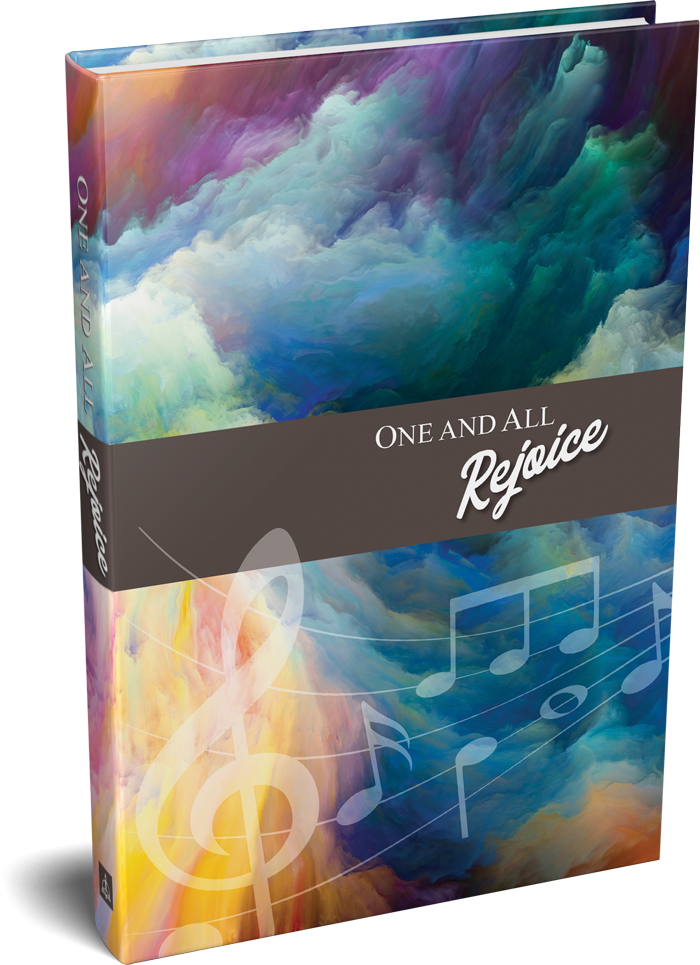 One and All Rejoice book cover
